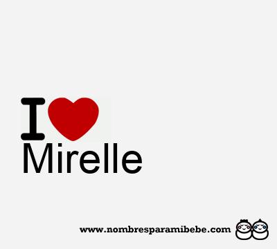 Mirelle