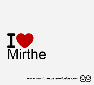 Mirthe