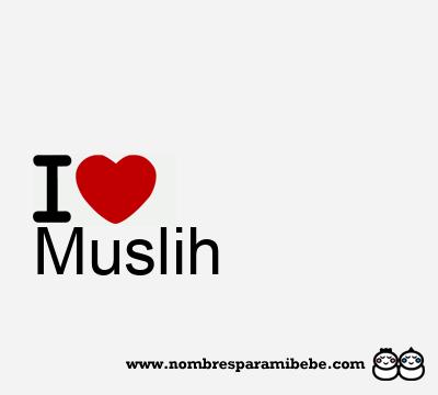 Muslih