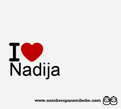 Nadija