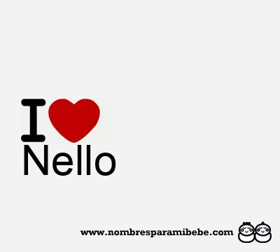 Nello