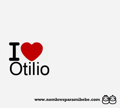 Otilio