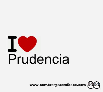 Prudencia