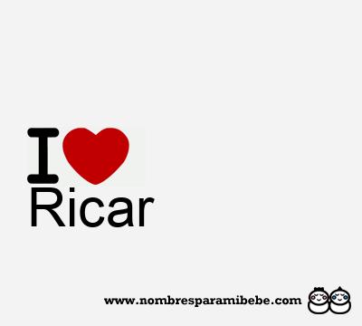 Ricar