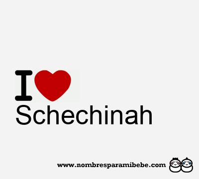 Schechinah