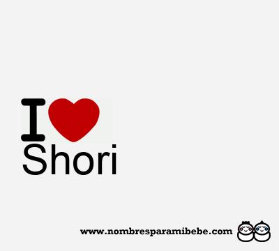 Shori