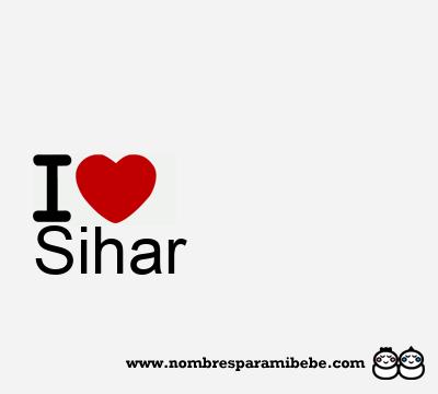 Sihar
