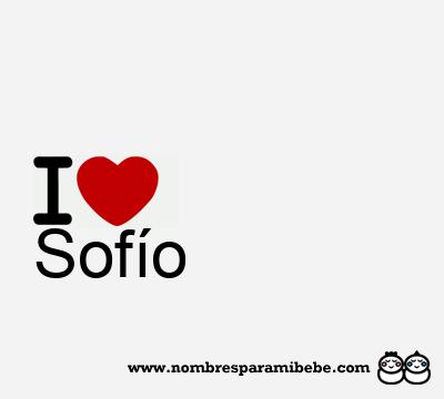 Sofío