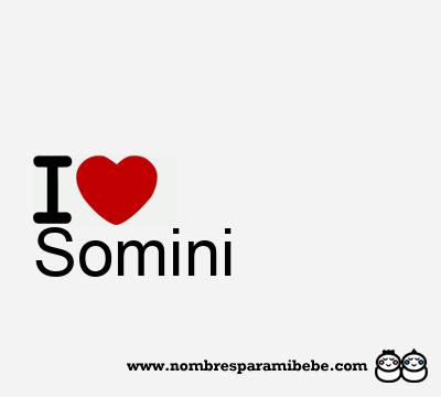 Somini