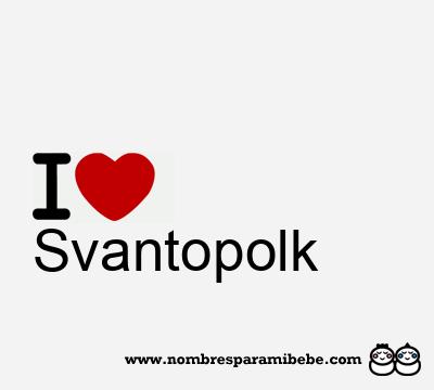 Svantopolk
