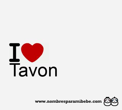 Tavon