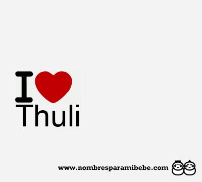 Thuli