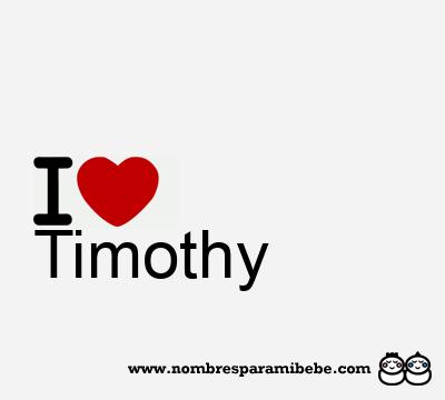 Timothy