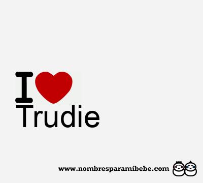Trudie