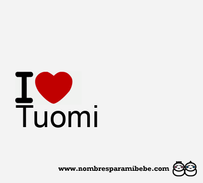 Tuomi