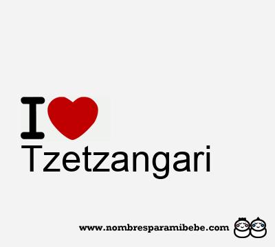 Tzetzangari