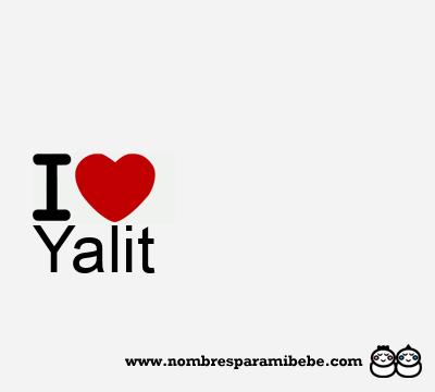Yalit