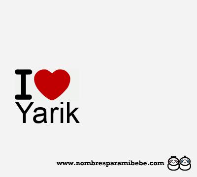 Yarik