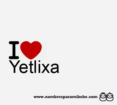 Yetlixa