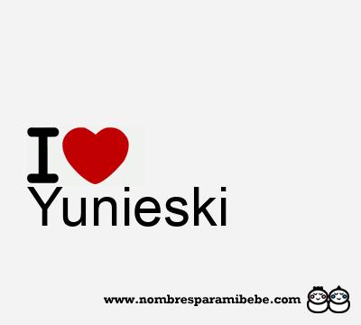 Yunieski