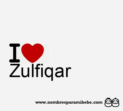 Zulfiqar