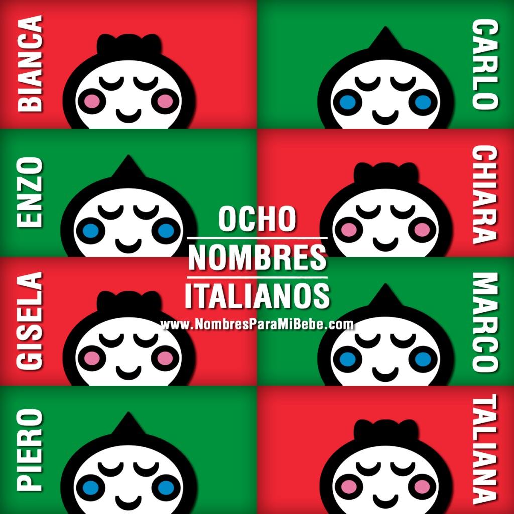 8-NOMBRES-ITALIANOS